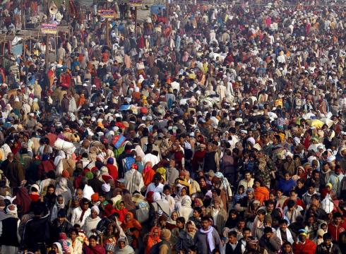 World Population Hits 7 billion