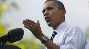 President Barack Obama on Campaitn Trial