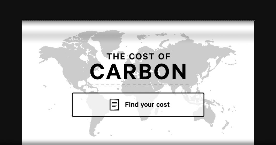The Cost of Carbon