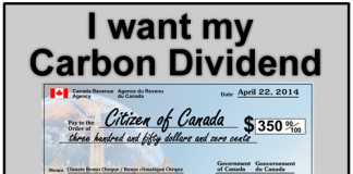 Carbon Fee and Dividend. Its Time Has Come, boomer, warrior