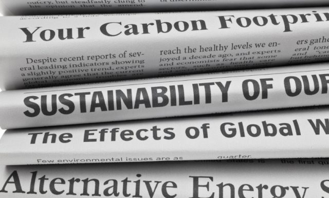 Climate Change Awareness Deficit? Blame the Media, boomerwarrior