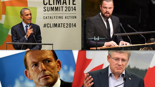 Climate Action - the Good and the Bad, boomer warrior