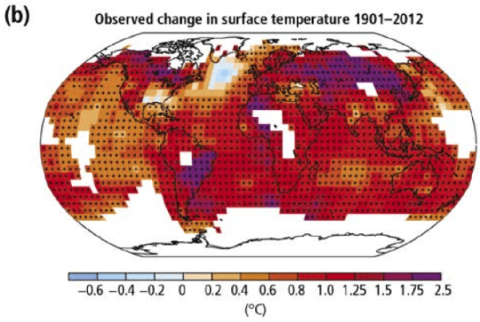 Six Graphs That Tell the Climate Change Story, boomer warrior