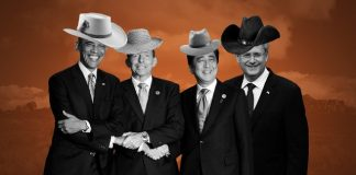 Climate Action and Inaction - The Best and Worst of 2014, boomer warrior