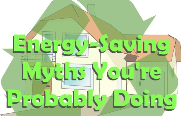 Ten Energy Saving Myths - See How You Rate, boomer warrior