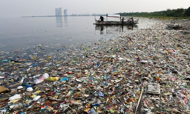 Plastics are Killing the Oceans, boomer warrior
