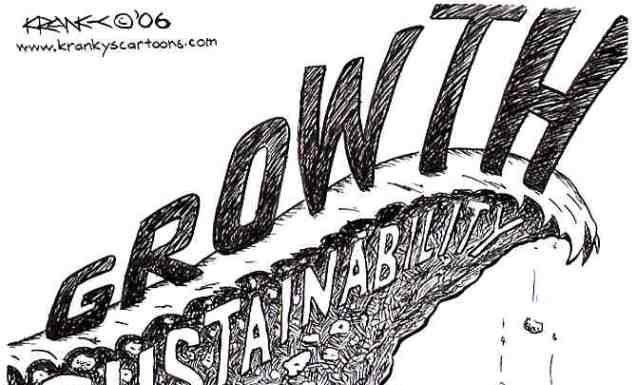 Is Sustainable Growth an Oxymoron?, boomer warrior