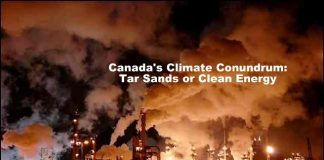 Canada Has Two Climate Faces, boomer warrior