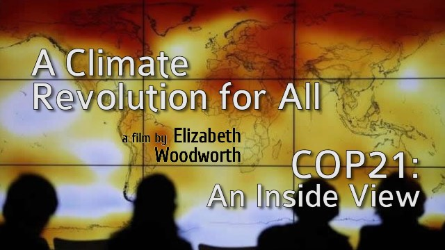 A Global Climate Revolution - Elizabeth Woodworth, boomer warrior