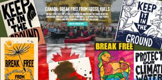 Break Free - a Call for Action, boomer warrior