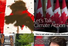 COP22 - Canada Must Align Action With Climate Rhetoric, boomer warrior