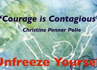 Unfreeze Yourself - Five Ways To #ActOnClimate, Below2C