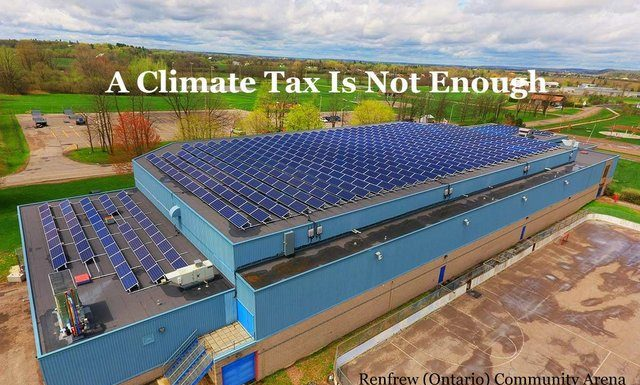 5 Reasons A Climate Tax Is Not Enough, Below2C