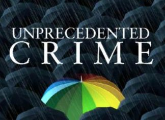 Unprecedented Crime: Something Has Gone Awfully Wrong, Below2C