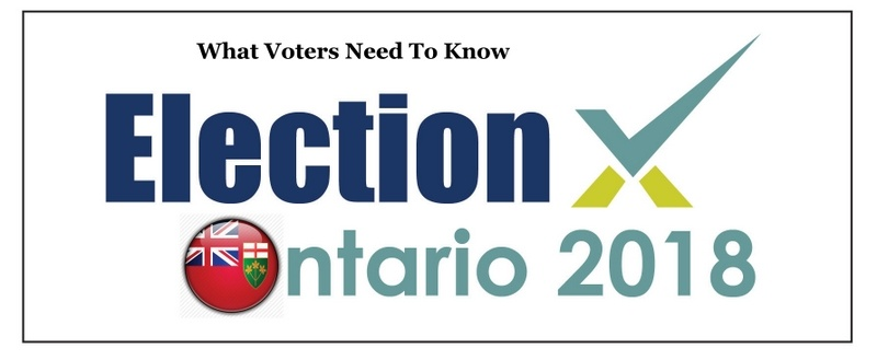Ontario Politics - What Voters Need To Know, Below2C