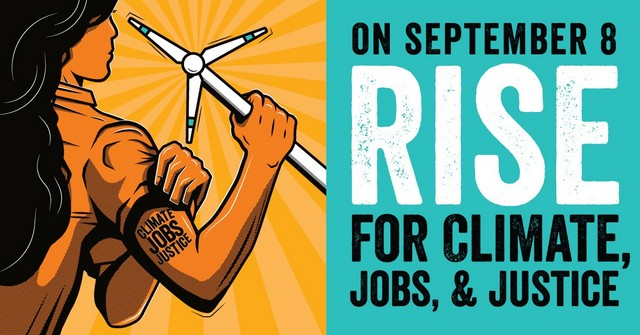 It's Time To Rise For Climate Action - #RiseForClimate, Below2C