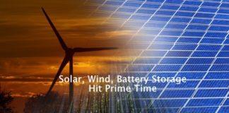Renewables And Energy Storage Hit Prime Time, Below2C