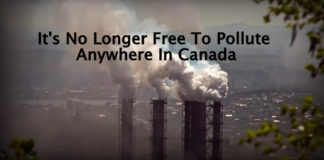 It's No Longer Free To Pollute Anywhere In Canada, Below2C