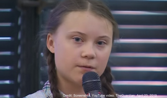 Greta On Climate: Is My Microphone On, Can You Hear Me?, Below2C