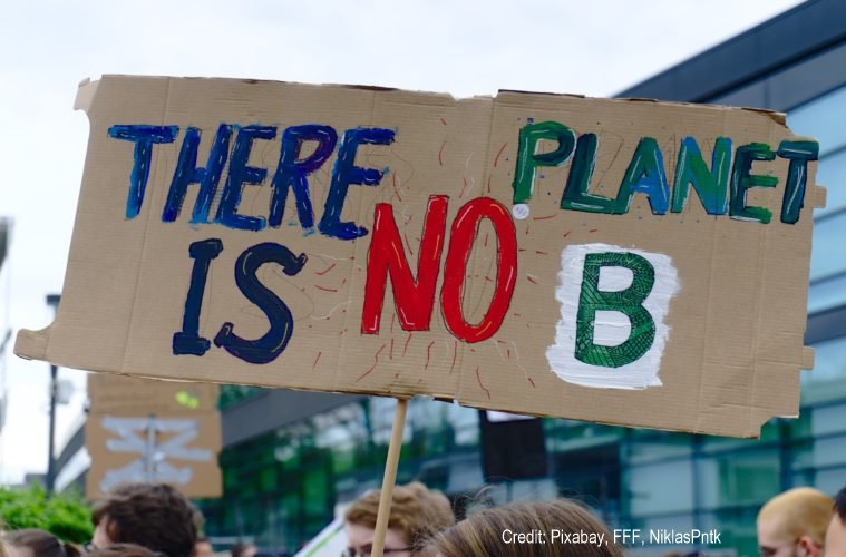 We Must Adapt To Limits Of Planet Or Perish, Below2C