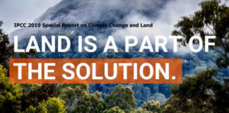 Ringing More Alarm Bells - IPCC Climate Change and Land Report, Below2C