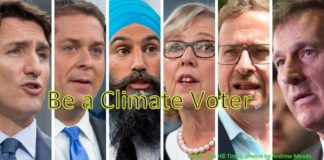 Be A Climate Voter on Election Day, Below2C