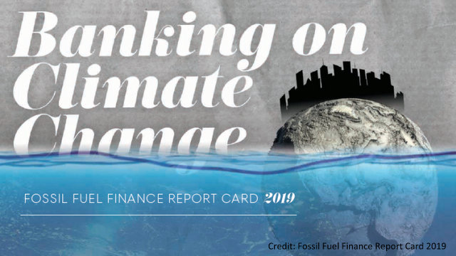 Our Big Banks Are Financing The Climate Breakdown, Below2C
