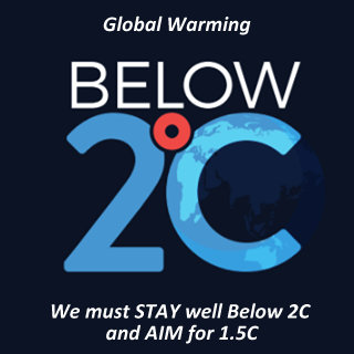 Why Below2°C