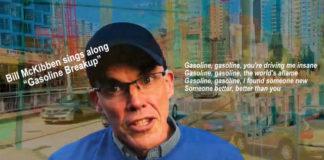 Gasoline Breakup: Gasoline, Gasoline, the World's Aflame, Below2C