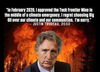 "Imagine It's 2050. ""I Regret Choosing Big Oil Over Climate"", Below2C"