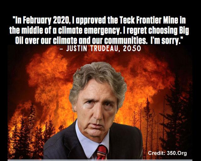 Imagine It's 2050.