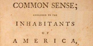 Common Sense by Thomas Payne