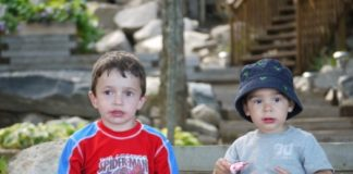 what really matters, grandchildren are the future