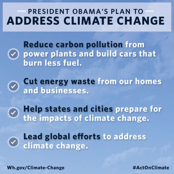 The Obama Climate Plan. Disappointing and Hopeless