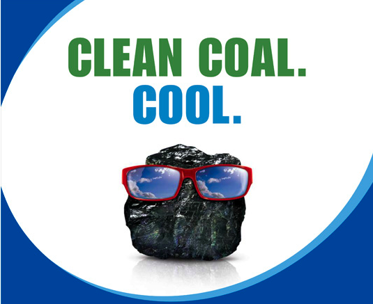 Clean Coal ad