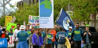 GMAC Great March for Climate Action