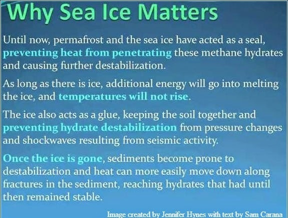 Why Sea Ice Matters, boomer warrior