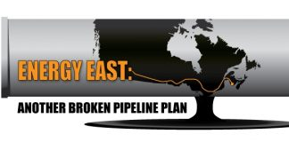 The Climate Test for Canadian Politicians - Energy East Pipeline, boomer warrior