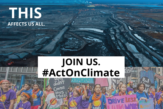 Tell Your Premier to #ActOnClimate, boomer warrior