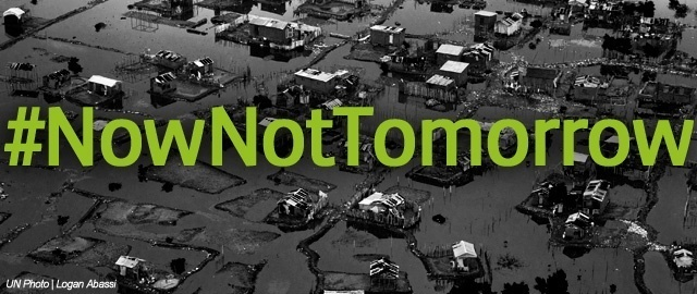 Now, Not Tomorrow! Climate Action by Elders , boomer warrior