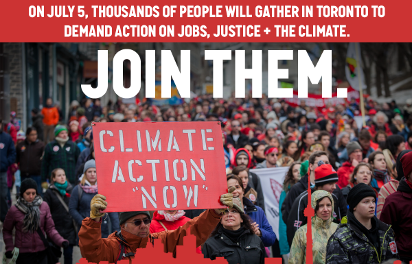 Join Them - Bill McKibben and Naomi Klein #JobsJusticeClimate, boomer warrior