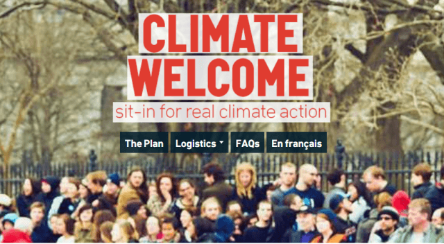 Climate Welcome - A Time for Bold Action and What You Can Do, boomer warrior