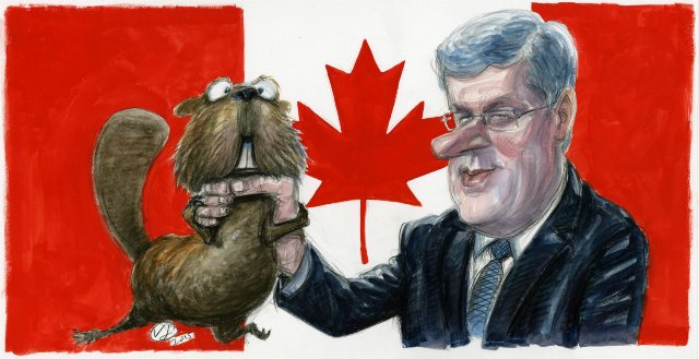 Stephen Harper is the Worst Prime Minister in my Lifetime, boomer warrior
