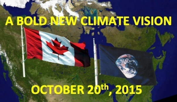 If I Was Canada's Prime Minister. My Bold New Climate Vision, boomer warrior