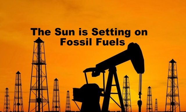 The Goal Posts Have Shifted on Fossil Fuels, boomer warrior