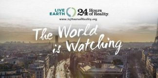 Live Earth - The World is Watching, boomer warrior
