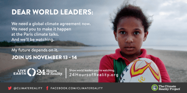 The Backstory of COP21, boomer warrior