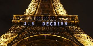 In 60 Words and Images - The Historic #ParisAgreement, boomer warrior