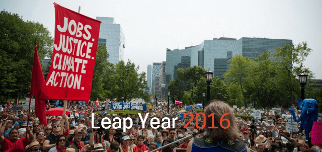 Small Steps are no Longer Enough: 2016 is our Year to Leap, boomer warrior