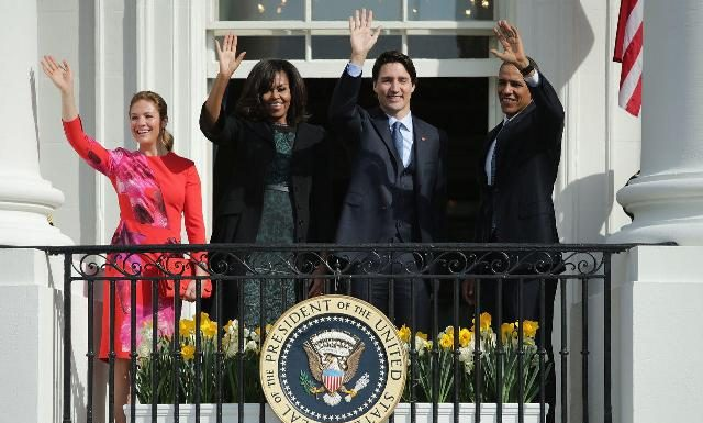 Trudeau and Obama: Moving Ahead of the Climate Curve, boomer warrior